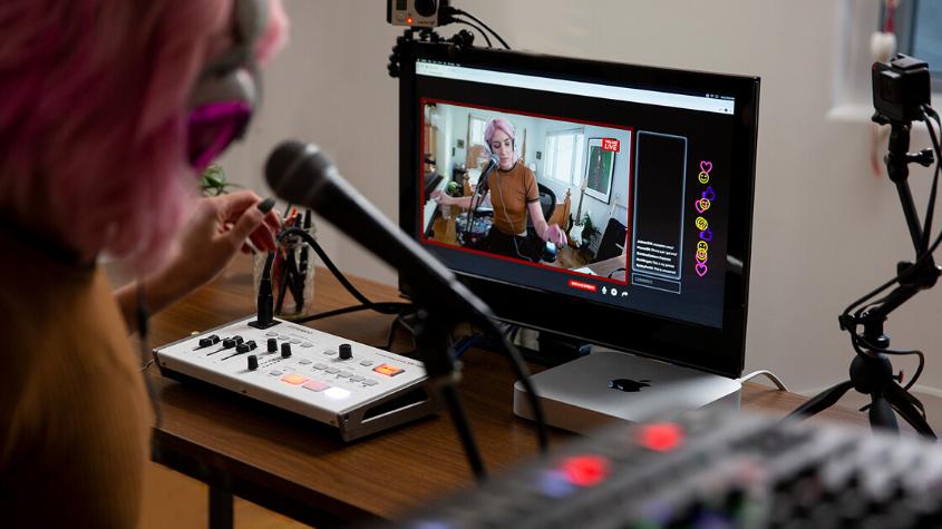 10 claves para una transmisión en vivo genial